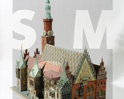 Modell Breslauer Rathaus