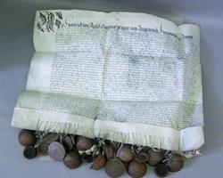 Urkunden aus dem Besitz der Schoenaich-Carolath
