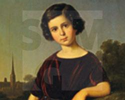 Gemälde Resch Bildnis eines Knaben, 2019/0159, Kauf