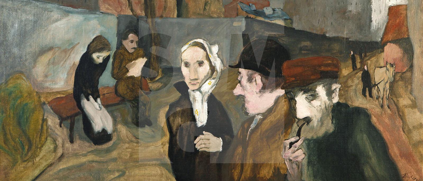 Hauptbild Kunst des 20. Jahrhunderts