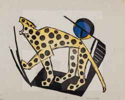 Leistikow, Tier aus Mappe