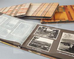 Private Fotoalben mit Erinnerungsfotos aus Schlesien, SMG