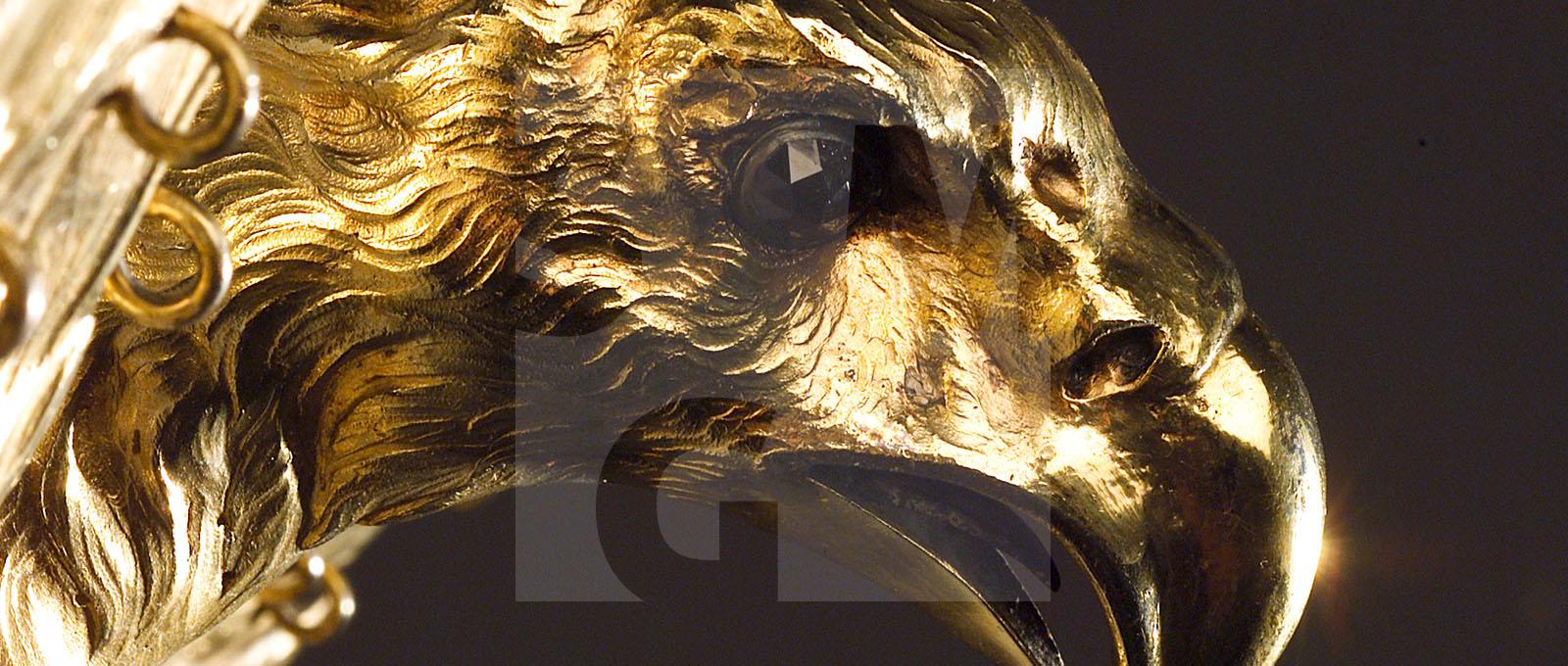 Hauptbild Gold, Silber und Eisen