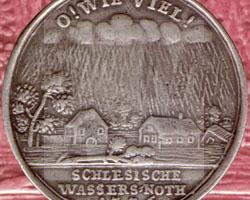 Schlesische Wassernot (Medaille)