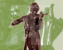 Geiger (Skulptur)