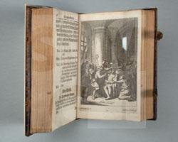 Bernhard Rosa: Schmertzhaffter Lieb und Creutz-Weeg. Glatz 1682.