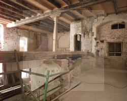Restaurierung des Schönhofs