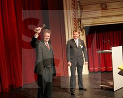 Eröffnung des Schlesischen Museums 2006