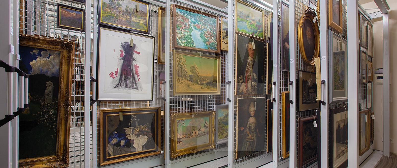 Hauptbild Sammlungen