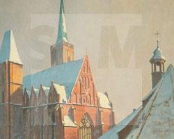 Kreuzkirche und St. Martin Breslau