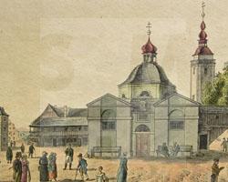 Warmbrunn um 1824
