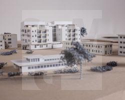 Modell Werkbundsiedlung