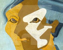 Mohlzahn: Gedächtnisbild Otto Mueller