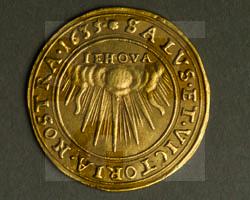 Dukat der Evangelischen Stände, 1634-1637, SMG 2001/1901