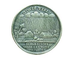 Medaille Wassernot / Hungersnot SMG 2001/1336