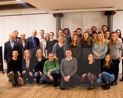 Academia Silesia 2019, Teilnehmer, Fot. Haus Schlesien