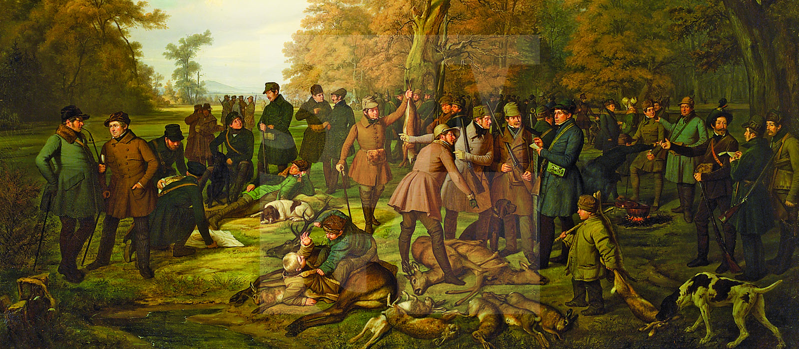 Hauptbild Adel in Schlesien
