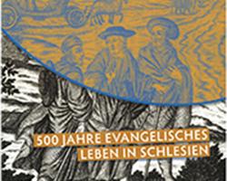 Publikacja towarzysząca wystawie o reformacji w języku niemieckim