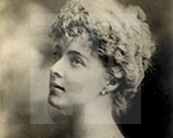 Daisy von Pless, Fot. Zamek Książ