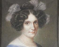 Porträt von Marianne Regenbrecht