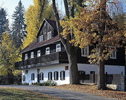 Haus von Carl und Gerhart Hauptmann