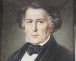 Porträt des Juristen Prof. Michael Eduard Regenbrecht