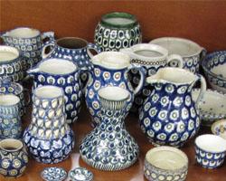 Die Sammlung Bunzlauer Keramik von Klaus Rosenthal, Foto 1