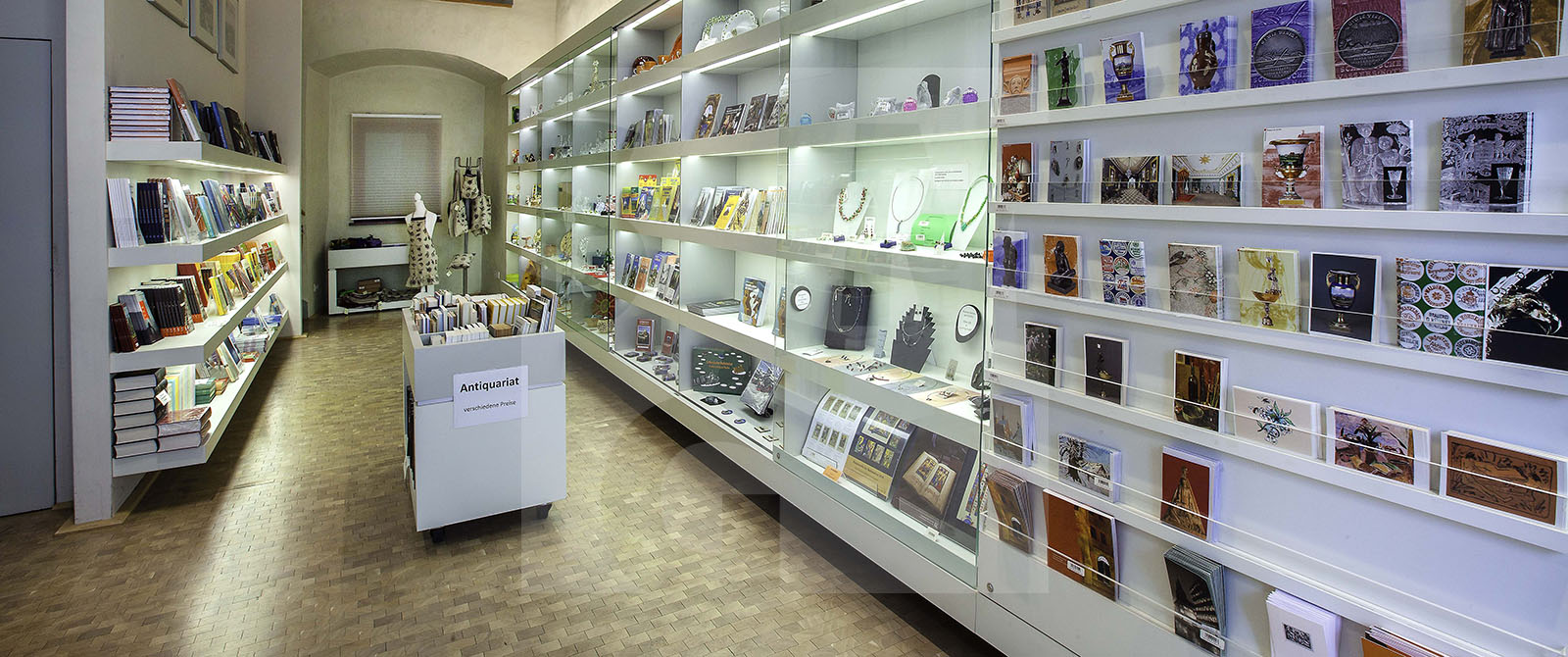 Hauptbild Museumsladen