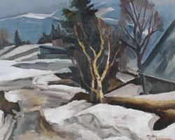 Willi Oltmanns: Tauwetter (1937)
