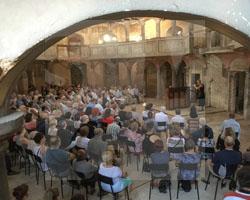 Schlesischer Kulturtag - Konzert Im Abendrot in der Kirche in Zeliszow am 31.08.2019, Fot. Fundacja Twoje Dziedzictwo (2)