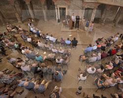 Schlesischer Kulturtag - Konzert Im Abendrot in der Kirche in Zeliszow am 31.08.2019, Fot. Fundacja Twoje Dziedzictwo (5)