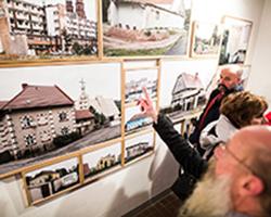 Unheimisch - Ausstellung in der Galerie Brüderstraße, Vernissage am 6.02.2020, Fot. Jakub Purej (12)