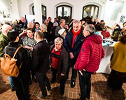 Unheimisch - Ausstellung in der Galerie Brüderstraße, Vernissage am 6.02.2020, Fot. Jakub Purej (14)