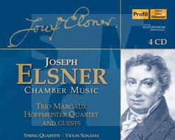 CD mit der Musik u.a. von Joseph Elsner
