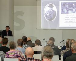 Alfred Jäschke - Buchvorstellung von Christian Henke am 17.05.2019, Fot. Axel Lange