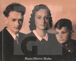 Bilder meiner Kindheit - das Buch von Hans-Dieter Haim, der Autor rechts im Bild