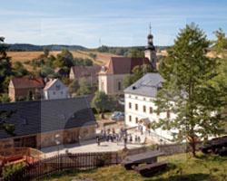 Entstehung der Sudeten - der Film wird im Sudeten-Bildungshof in Dobkow präsentiert, Fot. SZE