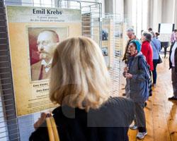 Eröffnung der Emil-Krebs-Ausstellung am 2.05.2019, Fot. Jakub Purej (1)