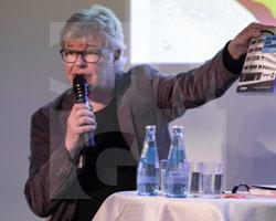 Die vergessene Grenze - Buchvorstellung mit Uwe Rada am 29.03.2019, Fot. Axel Lange