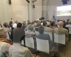 Theodor Fontane im Riesengebirge - Vortrag von Jan Pacholski am 17.08.2019, Fot. SMG