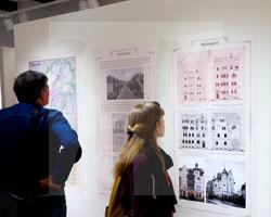 Ausstellung über Andreas Ernst im Muzeum Ziemi Klodzkiej, 18.05.2019-31.01.2020, Fot. Tomek Gmerek