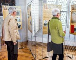 Eröffnung der Emil-Krebs-Ausstellung am 2.05.2019, Fot. Jakub Purej (5)