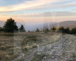 Wanderung auf dem Glatzer Schneeberg, Sonnenaufgang am 16.10.2018, Fot. ABormann (2)