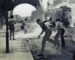 Szene aus dem Film Kampf um Wroclaw
