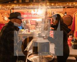 Zurekabend bei 17Tage-17Essen-17Uhr auf dem Schlesischen Christkindelmarkt am 19.12.2019, Fot. A. Lange